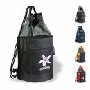 Custom Sports Pack, Drawstring Mesh Backpack, 11