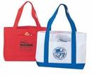Custom Polyester Shopping Tote Bag (19