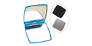 Custom Square Double Sided Mirror Case