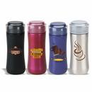 10 oz. Stainless Steel Vacuum Flask, Personalised Flask, Custom Logo Flask, Printed Flask, 7.125
