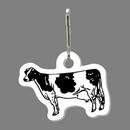 Custom Cow (Left) Zip Up