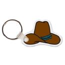 Custom Cowboy Hat Key Tag