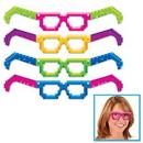 Custom 8-Bit Eyeglasses