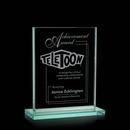 Custom Manhattan Award - Jade 5