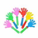 Custom Cheering Shaker Plastic Hand Clapper, 11