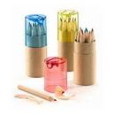 Custom Recycled Crayon 12PCS Set, 3.5