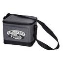 Custom Heathered Lunch Bag, 8.25