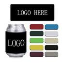Custom Slap Wrap Neoprene Beverage Insulator, 9