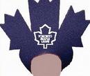 Custom Foam Maple Leaf Visor
