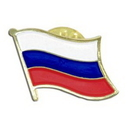 Custom Single Russian Federation Lapel Pin