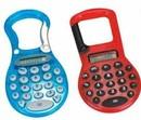 Custom Plastic Calculator W/ Carabiner
