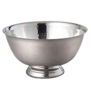 Custom Elegance Stainless Steel Collection Hammered Revere Bowl (8