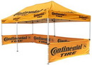 Custom 10x20 Pop Up Canopy Tent w/ Steel Frame (Digital)