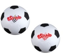 Custom Soccer Squeeze Ball (2 3/8