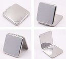 Custom Square Stainless Steel Mirror, 2.5