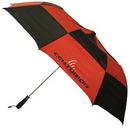Custom Emperor CH Vented Folding Golf Umbrella, 18