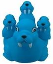 Custom Rubber Sea Lion Family