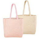Custom Continued All That Grocery Tote (Straw), 13
