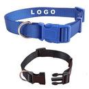 Custom Polyester Durable Pet Dog Collar, 9 7/8