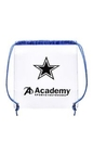 Custom Stadium Approved Clear Drawstring Backpack, 12