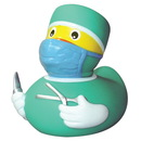 Custom Doctor Duck, 3.5