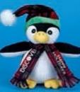 Custom Winter Hat For Stuffed Animal (2X-Small)