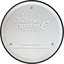 Custom Silver Circle (9