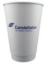 Custom 16 Oz. Insulated Paper Cups - The 500 Line