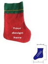 Custom Mini CHRISTMAS STOCKING, 7