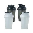 Custom 20oz Mini Fitness Shaker Bottle, 8.25
