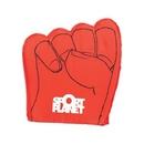 Custom Fist Shaped Foam Seat Cushion - Red, 13