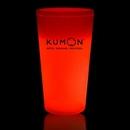 Custom 16 Oz. Red Glow Cup
