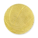Custom Gold Basketball Pin, 1
