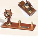 Custom Ship Wheel with Compass B, 10