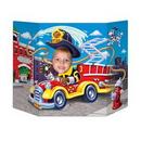 Custom Fire Truck Photo Prop, 37
