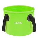 Custom 11L Collapsible bucket, 10.2