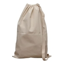 Custom Canvas Laundry Bag - Large, 22