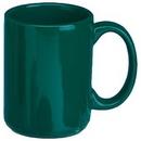 Custom 15 oz. El Grande, Dark Green, 4 1/2