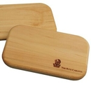 Custom Rectangular Cheese and Cracker Cutting Board (6