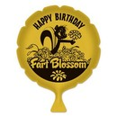 Blank Birthday Fart Blossom Whoopee Cushion, 8