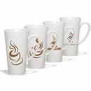 Coffee mug, 16 oz. Cafü Mug (White), Ceramic Mug, Personalised Mug, Custom Mug, Advertising Mug, 6.0625