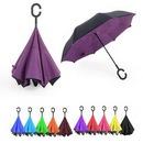 Custom Double Layer Inverted Umbrella, 42 1/2