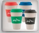 Custom Bamboo fibre cup