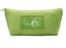 Custom Jute Cosmetic Pouch