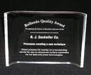 Custom Majesty Acrylic Award (5
