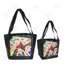 Custom Fully Sublimated Broadway Business Tote Bags, 18
