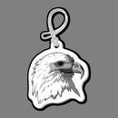 Custom Bird (Eagle, Proud) Bag Tag