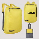 Custom Light Weight Foldable Backpack, 17
