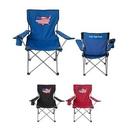 Custom Flag Design Folding Lounge Chair, 34