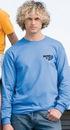 Custom Neutrals Hanes 100% Cotton Beefy T Longsleeve Shirt